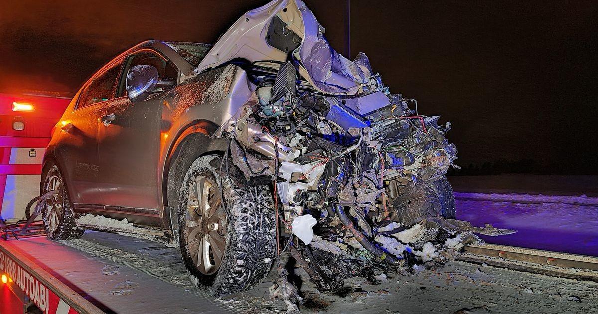 Liikluses sai vigastada viis inimest