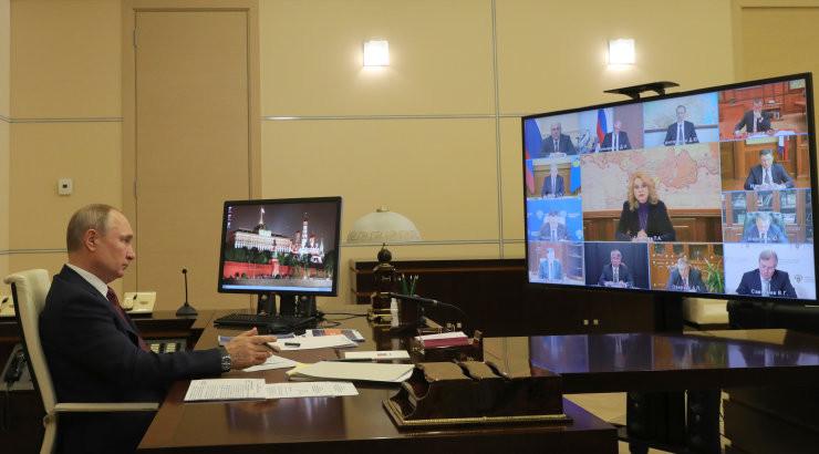 Putin andis korralduse kõigi venemaalaste massivaktsineerimise alustamiseks