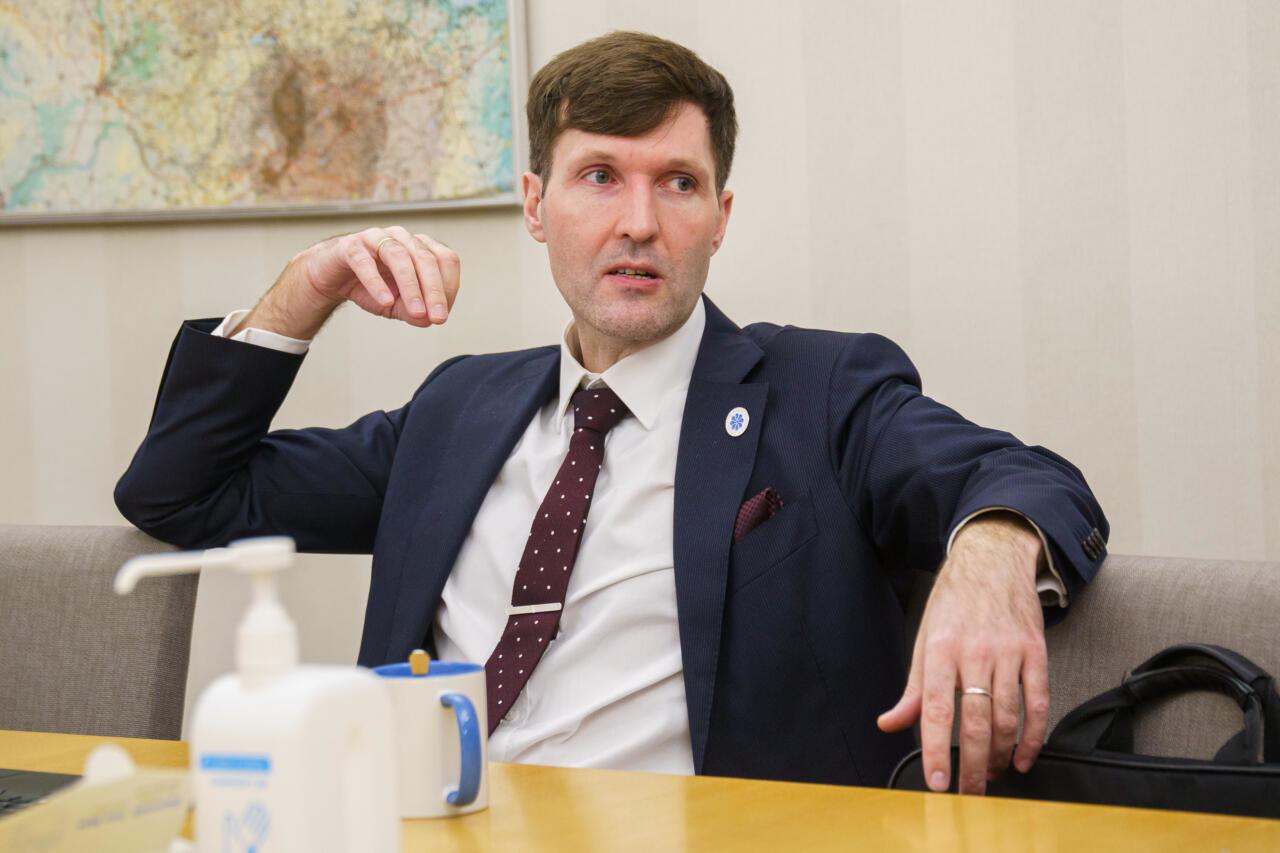 Martin Helme: koalitsiooni üritati peksta küll EKRE pärast, kuid valitsus lagunes ikkagi Keskerakonna labase korruptsiooni tõttu