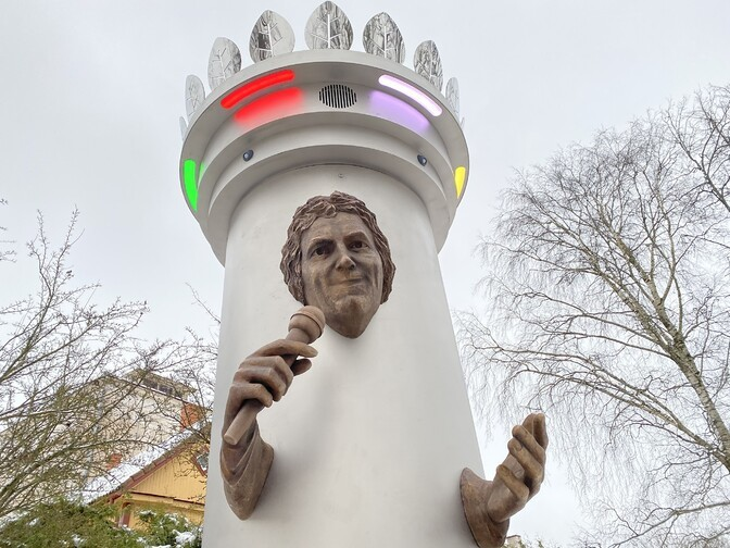 Viljandi võtab Jaak Joala monumendi maha