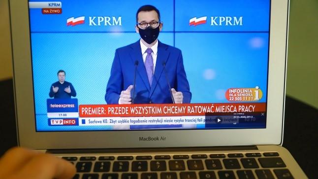 Poola algatus: keelame Facebookil omatahtsi kustutada kasutajate postitusi!