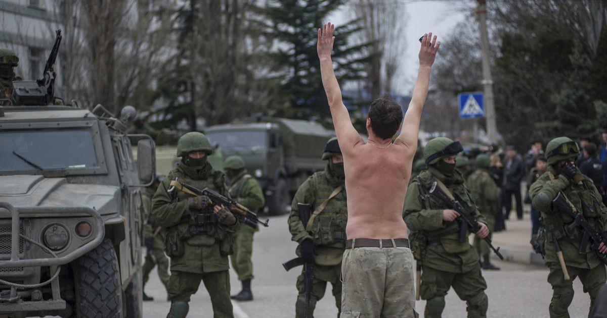 Inimõiguskohus võttis Ukraina Krimmi hagi osalisse menetlusse