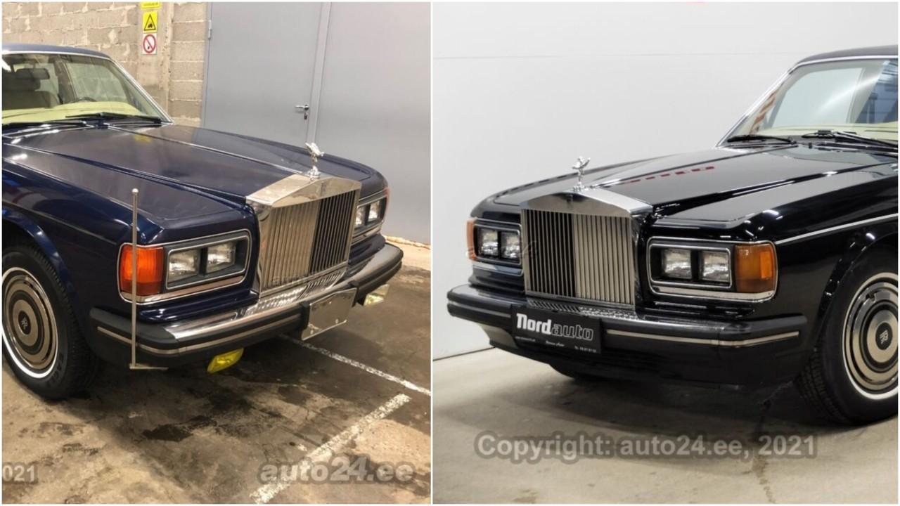 Päeva kuulutused: kaks sarnast Rolls-Royce'i, aga hind erineb kaks korda
