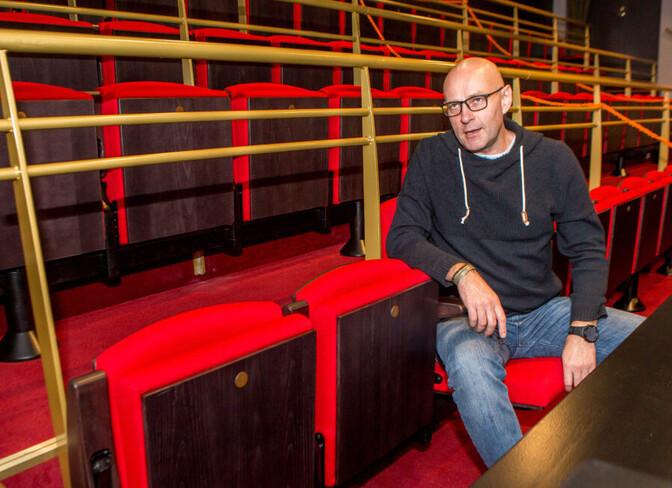 Aarne Mägi. Teatrist teatrini – ootame kevadet ja loodame parimat