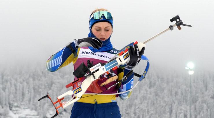 Laskesuusatajaks hakanud Rootsi murdmaatäht jäi esimesel rahvusvahelisel võistlusel suurde hätta