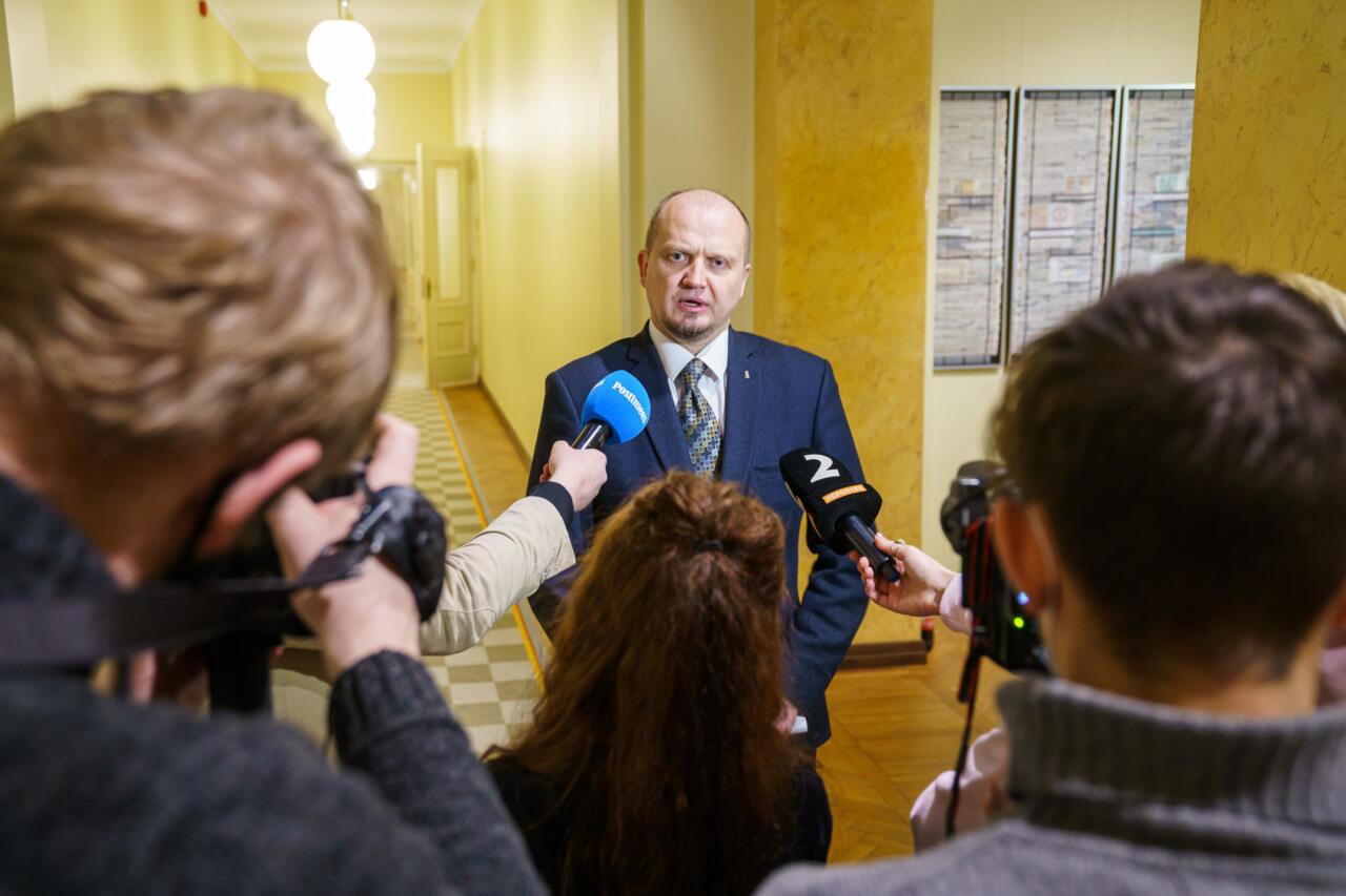 Anti Poolamets teeb infopäringu, miks tuldi kahtlustustega välja just päev enne hääletust