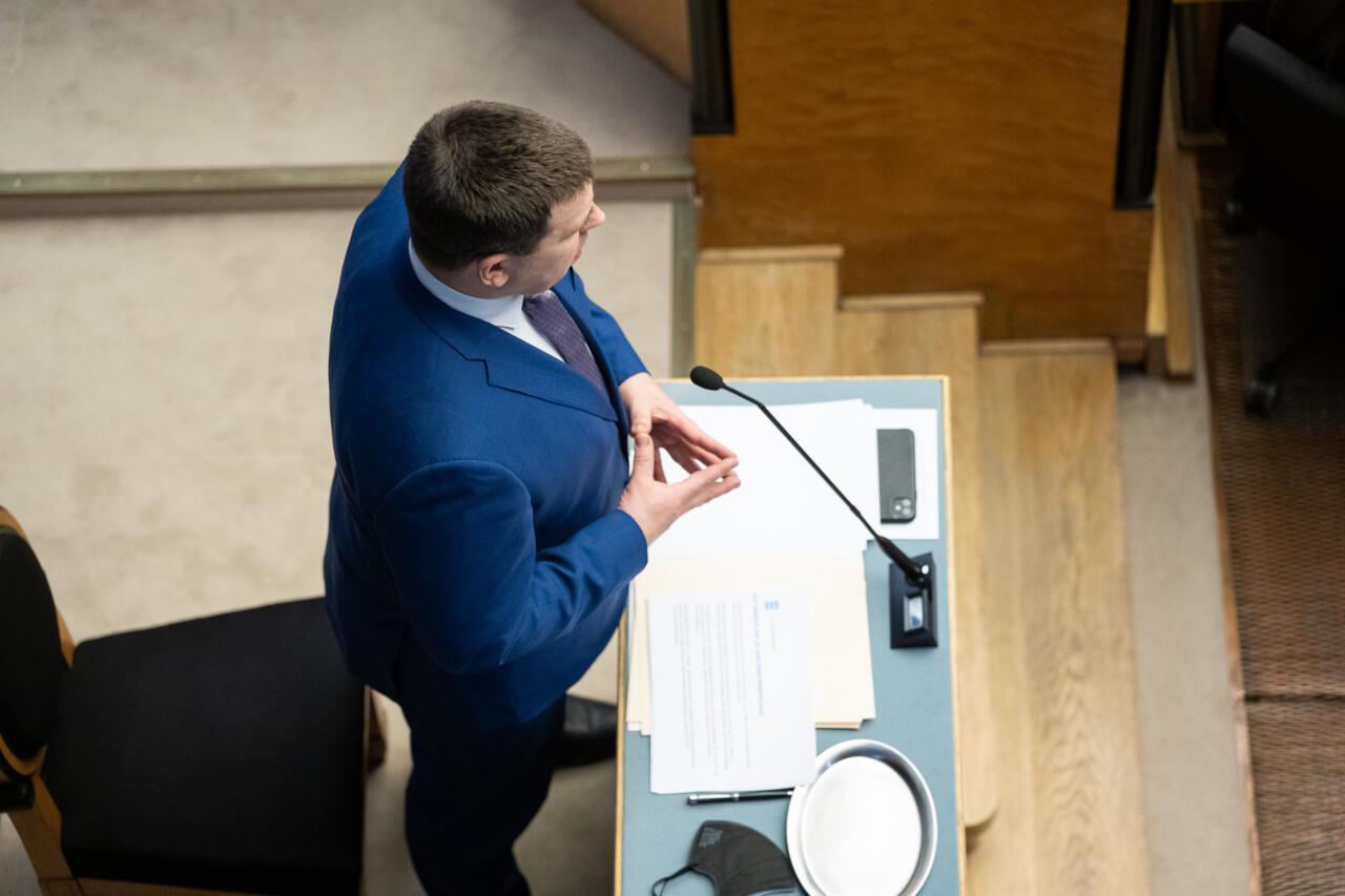 Jüri Ratas valetab, et ilma korruptsioonikahtluseta oleks referendumihääletus nende toetuse saanud