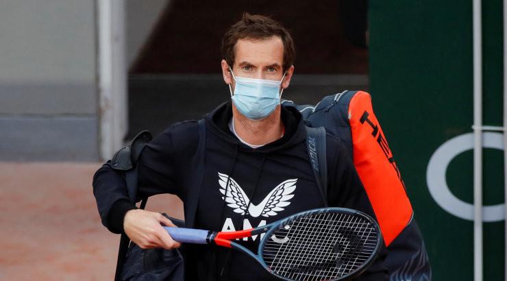 Andy Murray nakatus koroonasse, kuid loodab siiski Australian Openil osaleda