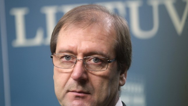 Leedu eurosaadik vabandas homofoobsete väljaütlemiste pärast