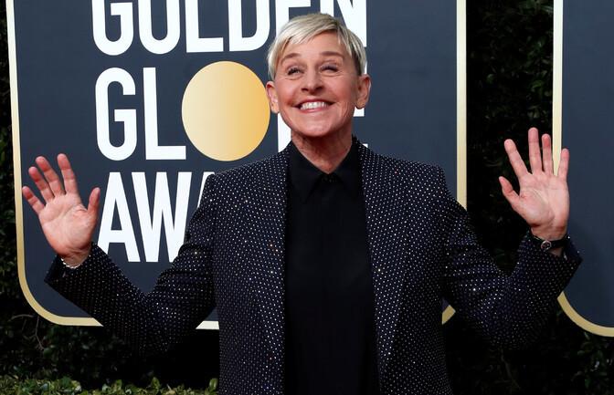 Ellen DeGeneres paranes koroonaviirusest ja jätkab jutusaatega