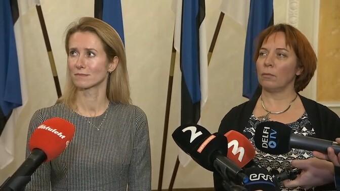 Kallas: koalitsioonileping saab olema üldsõnaline