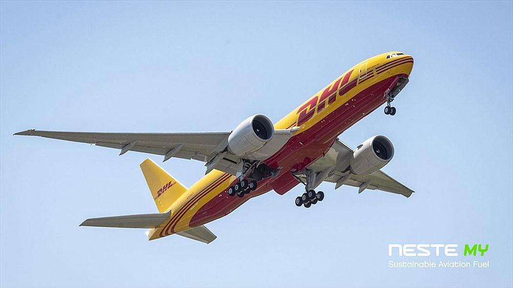 Neste hakkab varustama DHLi lennukeid taastuvallikatest toodetud lennukikütusega