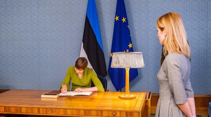 OTSEBLOGI JA VIDEOD   Kaja Kallas: moodustame koalitsiooni võrdsetel alustel. See on tulevikkuvaatav valitsus