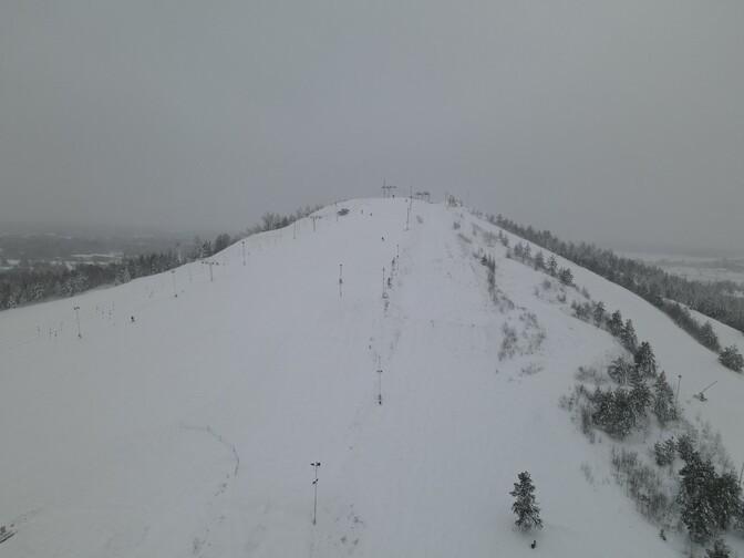 Lumerikkust nautiv Kiviõli seikluskeskus kohaneb koroonapiirangutega