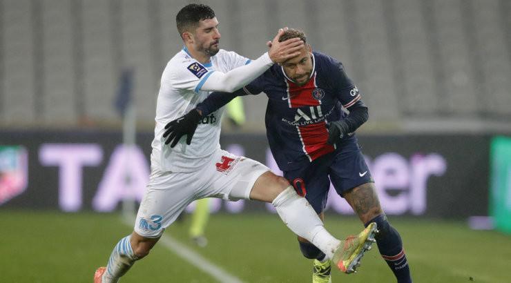 """Neymari ja Marseille'i mängumehe tüli sai jätku. """"Mu vanemad õpetasid, et prügi tuleb alati välja viia."""""""