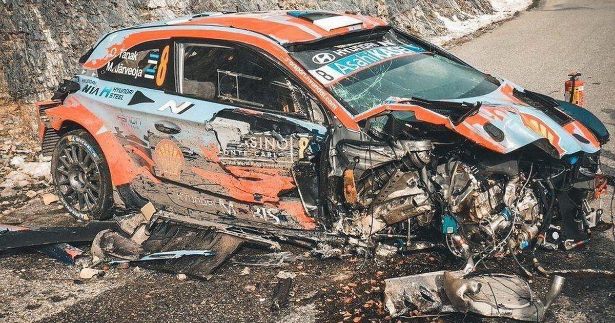 Tänak kinnitas, et eelmise aasta karm avarii Monte Carlos ei mõjuta teda