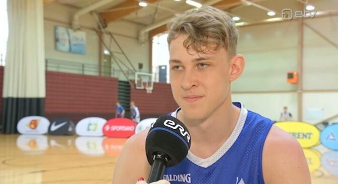 18-aastane Markus Ilver liitub USA korvpalli tippülikooliga