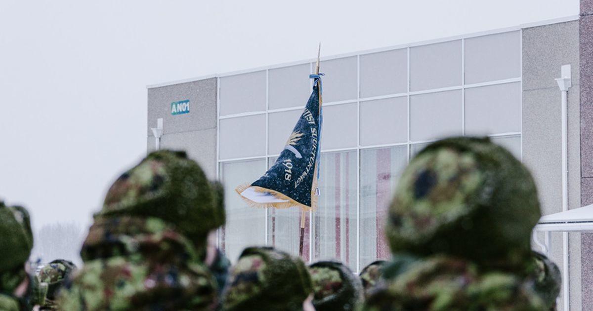1. jalaväebrigaadi suurtükiväepataljon sai ajaloolise lahingulipu