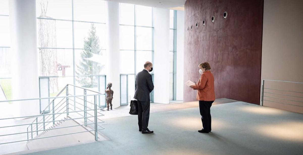 KUUM: Saksamaal kaalutakse riigi lukku panekut, kuna koroonasurmade arv hüppas üles