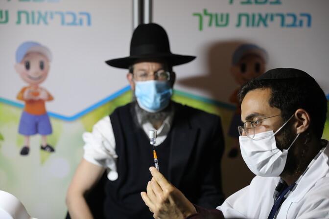 Iisraelis on vaktsineeritud üle kahe miljoni inimese