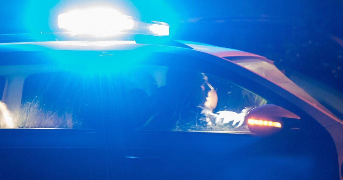 Aa pansionaadi päästetööde ajal varastati politseiautolt vilkur