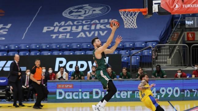 Raieste koduklubi kaotas Euroliigas Tel Avivi Maccabile