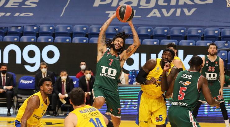 BLOGI | Euroliiga: Himki sai hävitava kaotuse, Baskonia jäi alla Maccabile