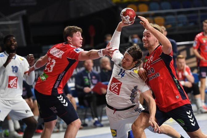 Prantsusmaa alustas MM-turniiri magusa võiduga Norra üle