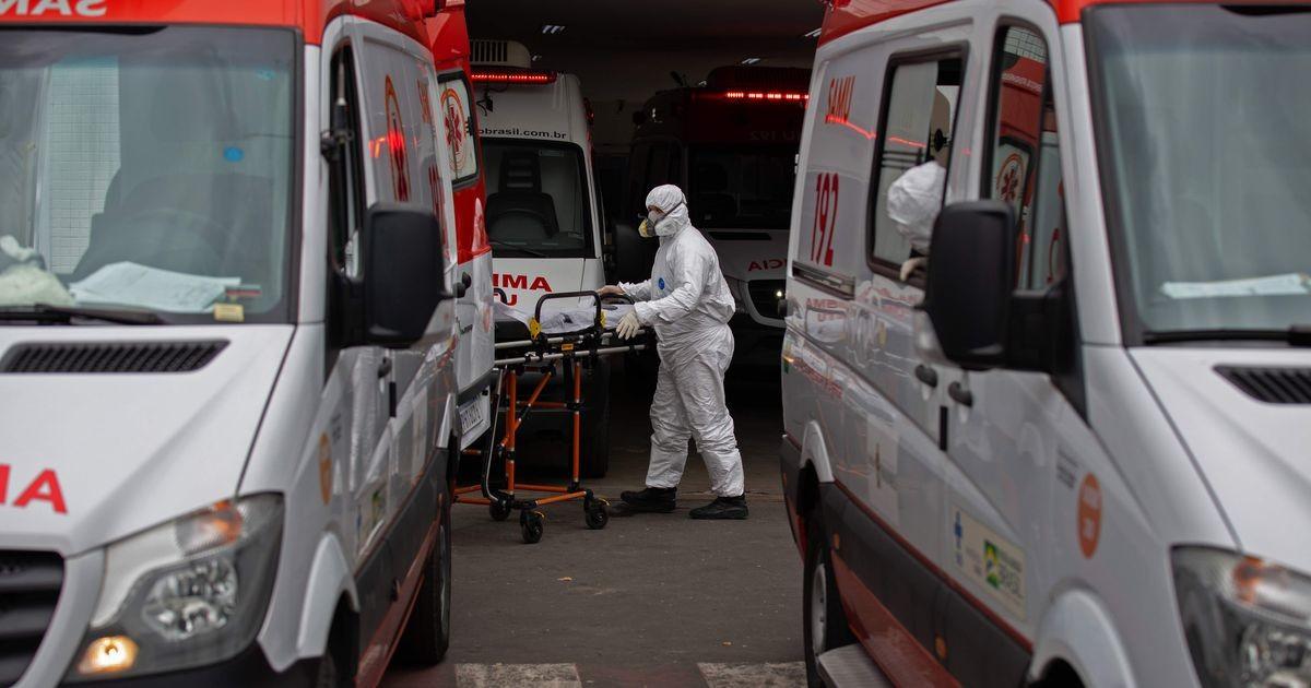 Brasiilia põhjaosariik kehtestas pandeemiaga seoses öise liikumiskeelu