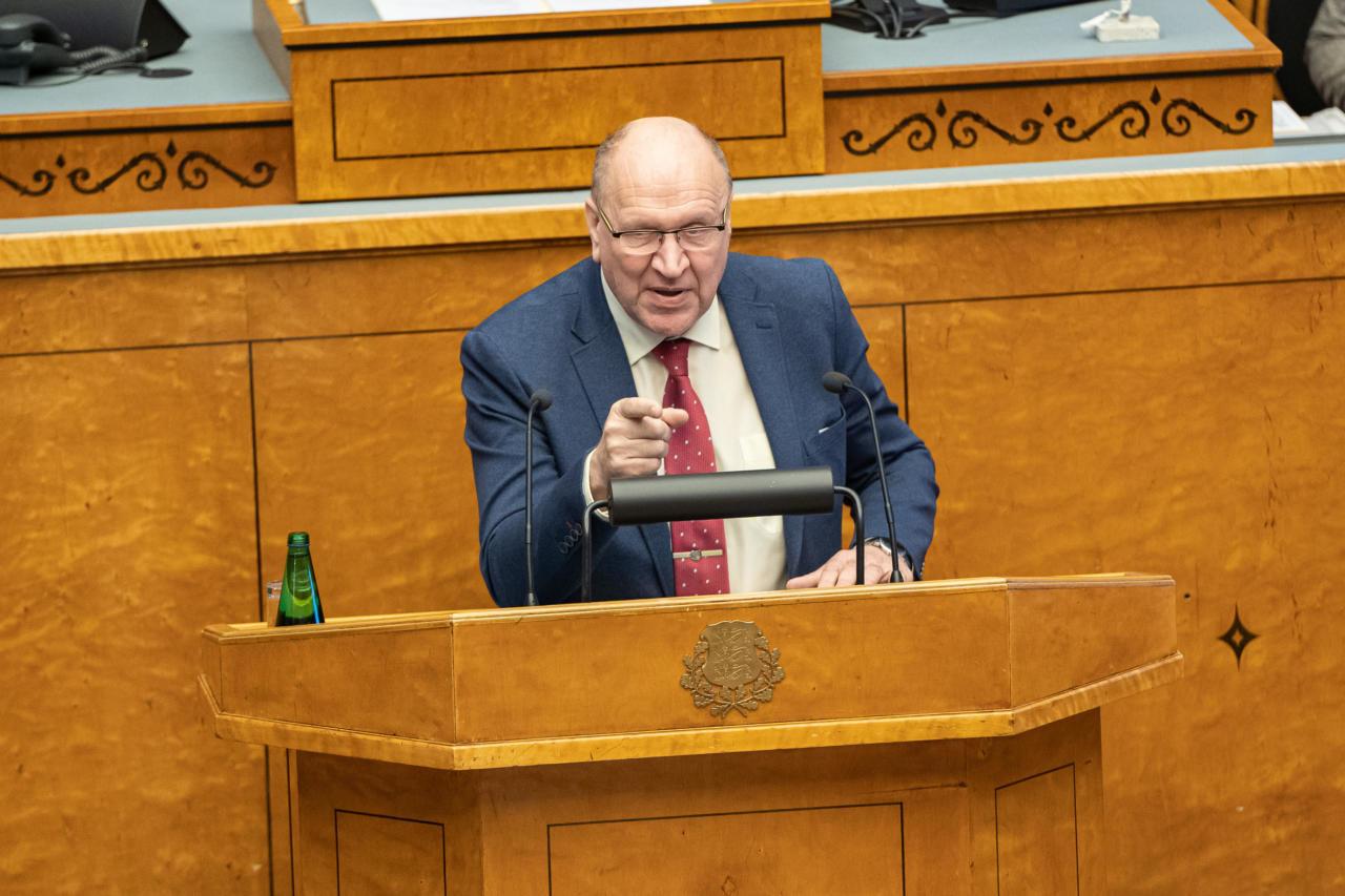 Mart Helme Kaja Kallasele: lõpetage riigi mängimine ja hakake seda juhtima