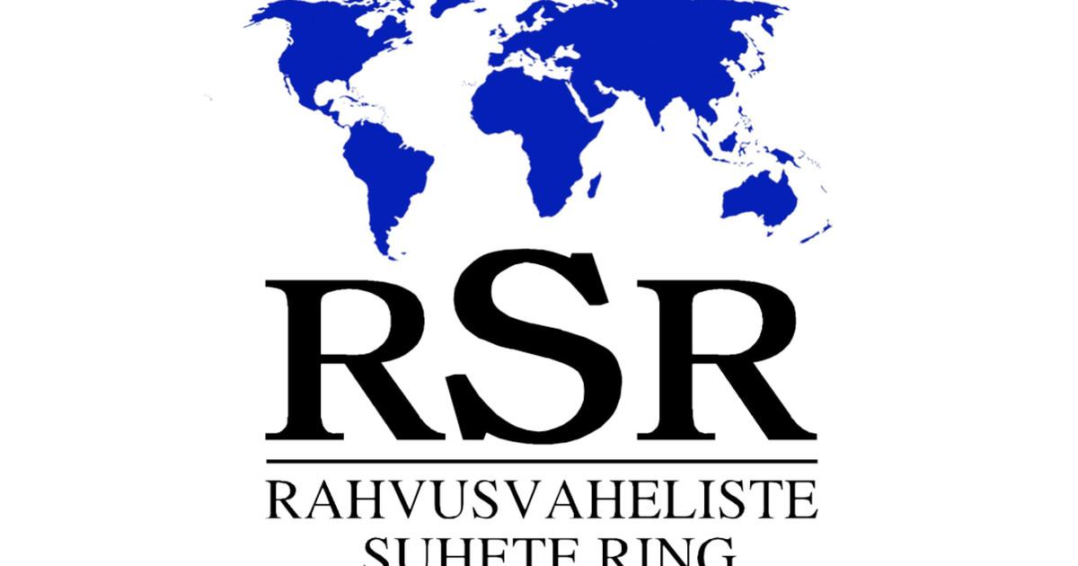 Tartu Ülikooli Rahvusvaheliste Suhete Ringi blogi