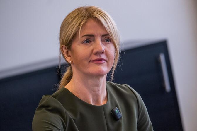 Eva-Maria Liimets kandideerib kohalikel valimistel