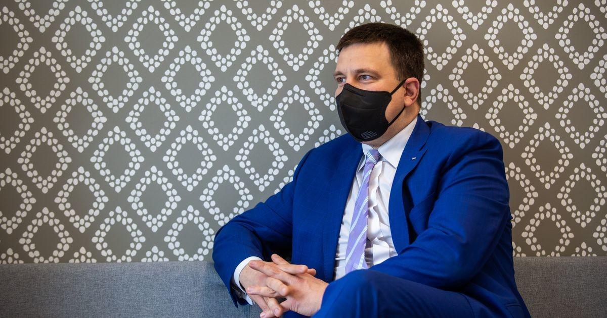 Jüri Ratas sai kaitsepoogitud Pfizeri vaktsiiniga