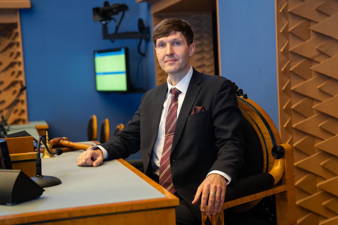 Martin Helme: võimukoalitsioon andis põhiseaduse vastaselt ära suure osa Eesti suveräänsusest