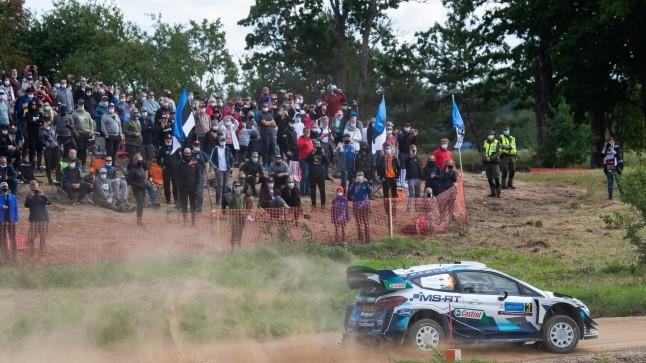 """Kohalik Rally Estoniast: """"Me ootame alati põnevusega, kas ralli läheb meie juurest läbi"""""""