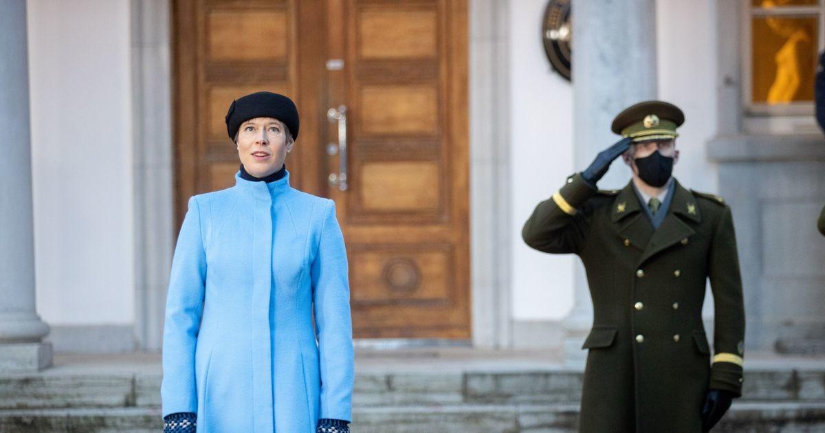 President Kaljulaid loobub OECD juhiks kandideerimast