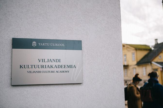 Töötajad ja tudengid ei mõista Tartu Ülikooli kunstide keskuse sulgemist