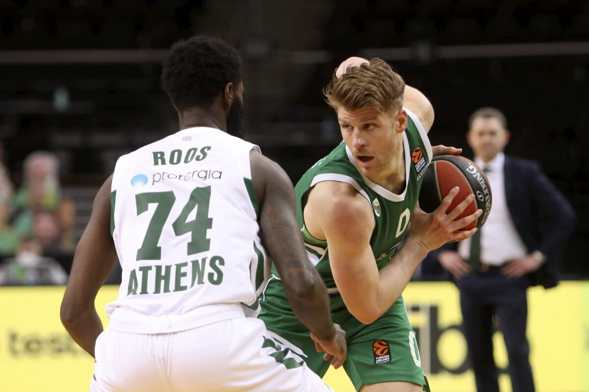 Kaunase Žalgirise mängujuht on liitumas Euroliiga värske poolfinalistiga