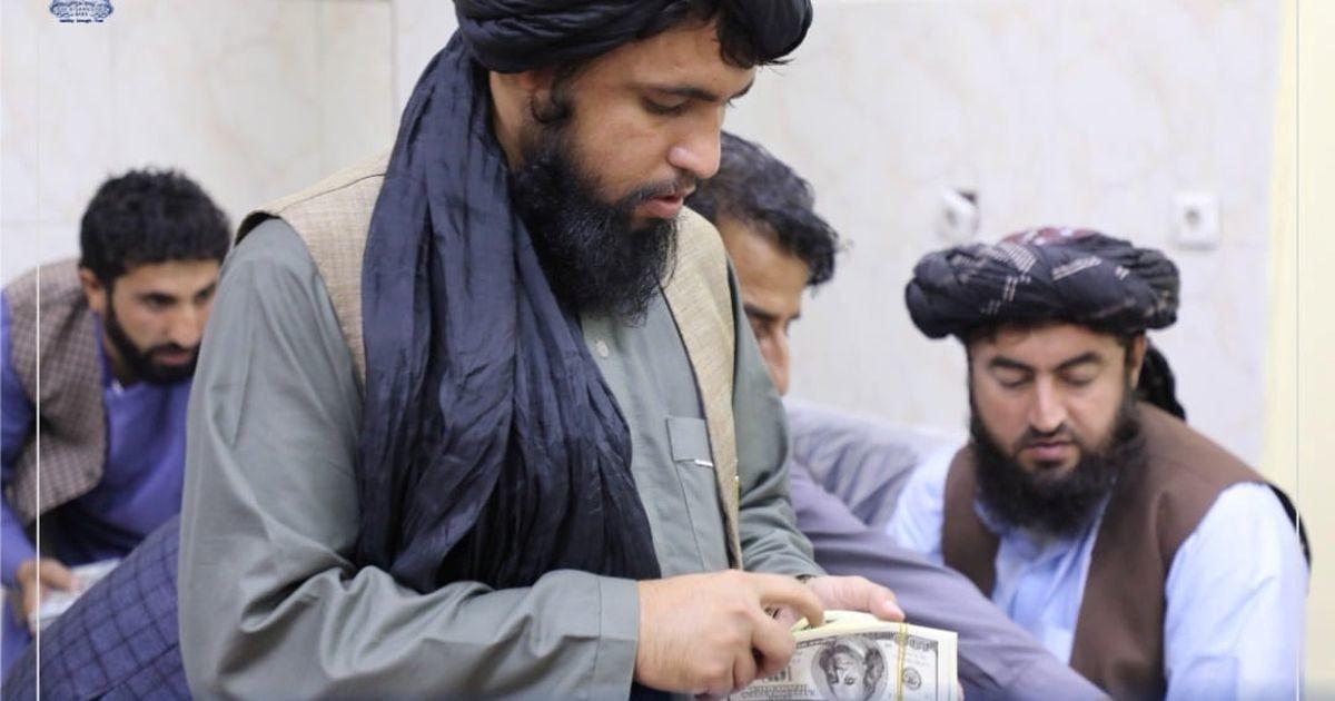 Taliban konfiskeeris endistelt Afganistani tippametnikelt 12,4 miljonit dollarit