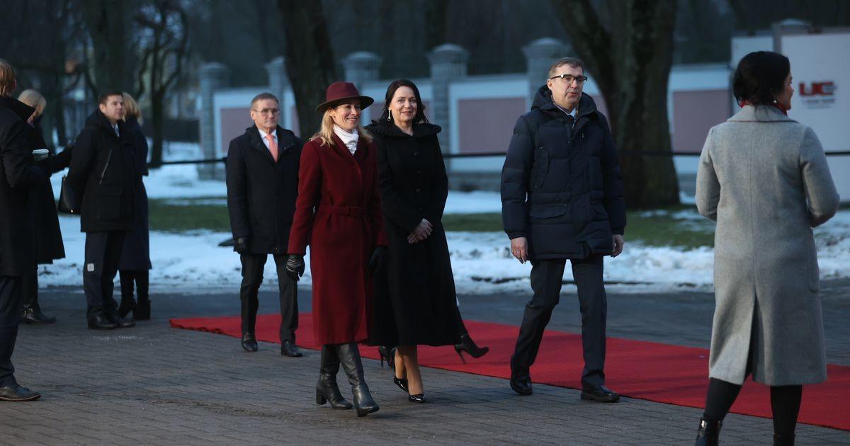 President Kaljulaid nimetas uue valitsuse ametisse