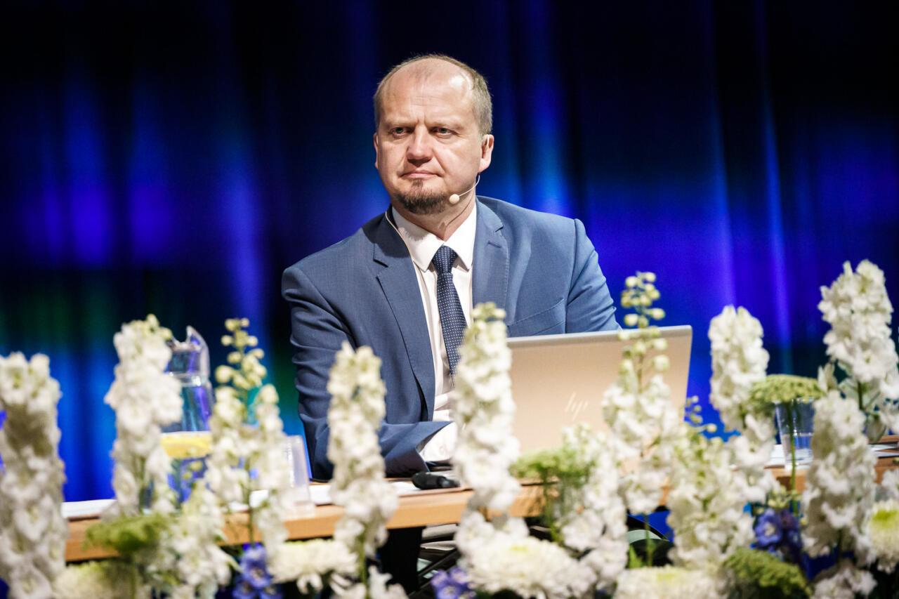 Anti Poolamets esitas riigiprokuratuurile Andres Jaadla kohta kuriteoteate