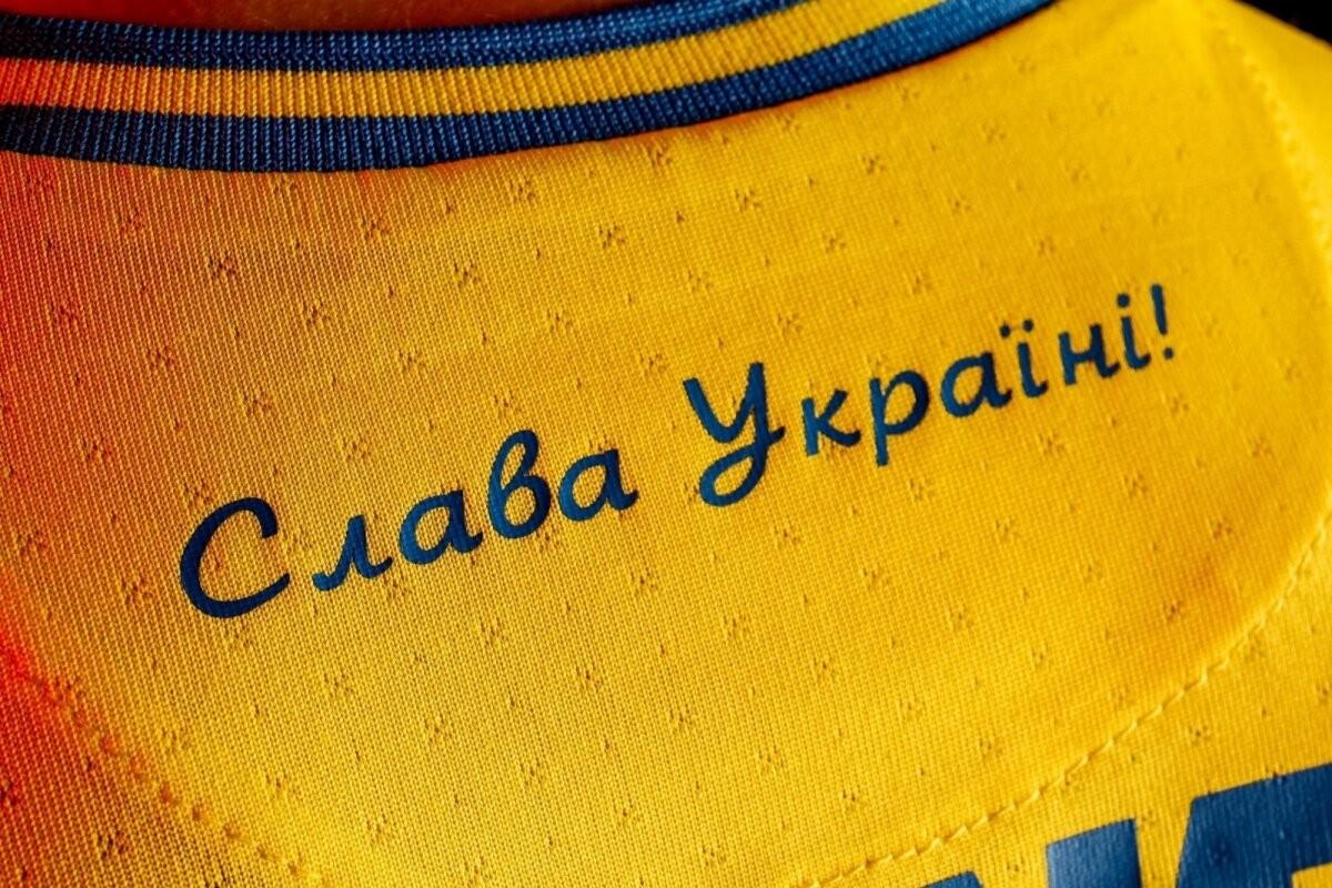 Ukraina jätkab võitlust, et Venemaa närvi ajanud loosungid jääksid jalgpalli EM-i ajaks alles