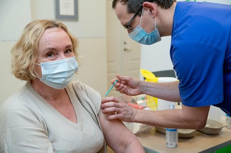 Tanel Kiik: Valdav osa riskirühmasid ja eakaid on vaktsineeritud