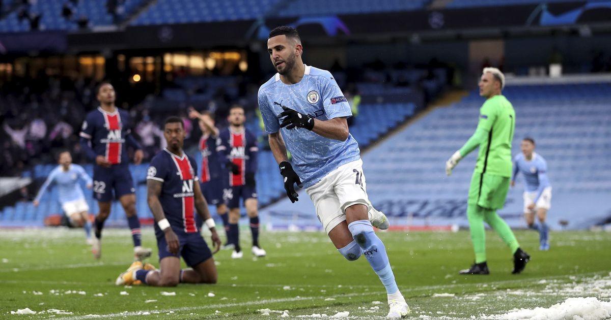 Manchester City jõudis viimaks kauaihaldatud Meistrite liiga finaali