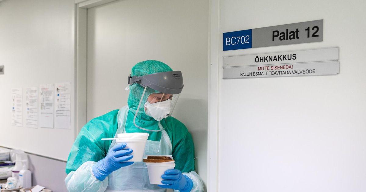 Haiglaravi vajavate koroonapatsientide arv tegi Pärnus suure hüppe