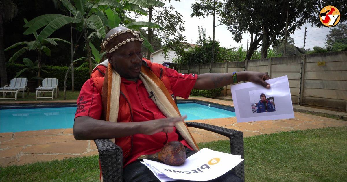 Tansaania nõid: Tänak on sama kõva mees kui Putin