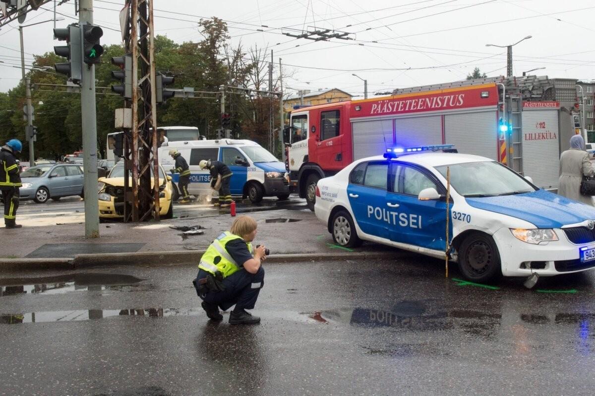 Mure: mitmel töökohal rabavad politseinikud ohustavad turvalisust