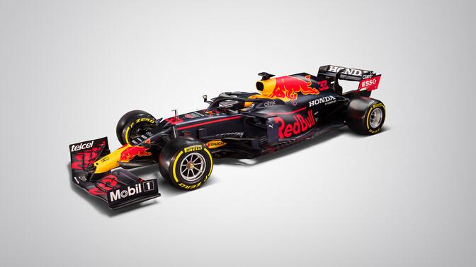 VIDEO | Verstappen ja Perez tutvustasid meeskonna uue hooaja vormelit