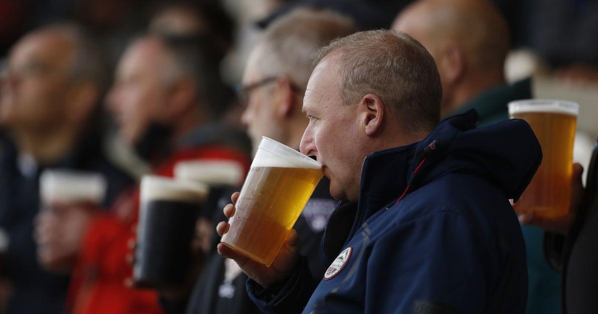 Euroopa meistrivõistluste direktor: miks me ei peaks staadionitel õlut müüma?