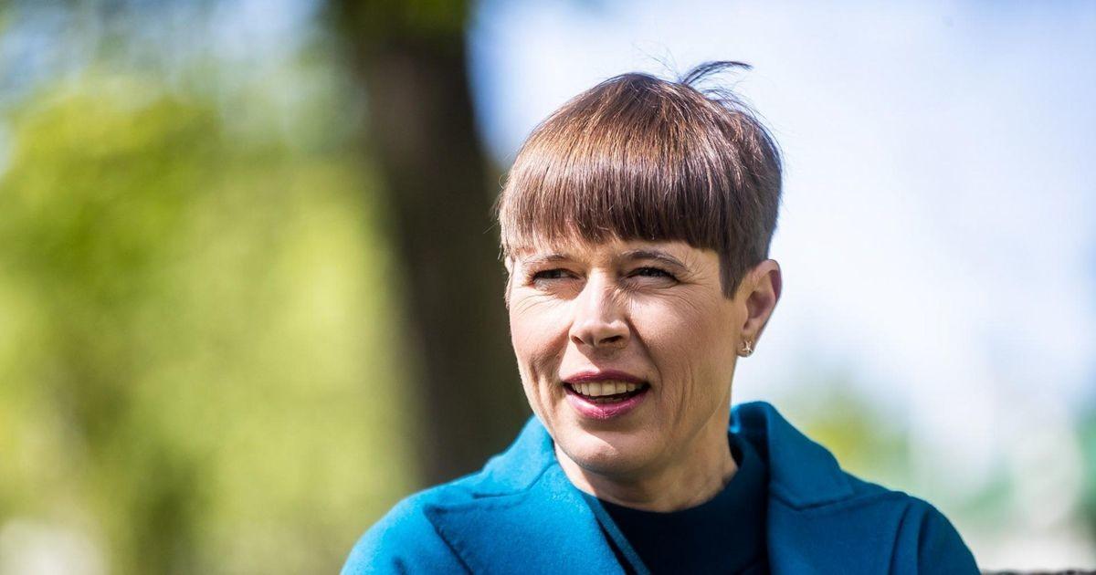 Kersti Kaljulaid: presidendi roll on olla sidemees